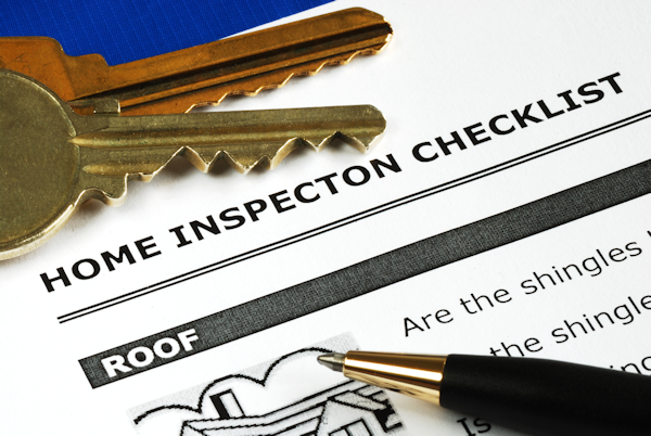 Home Inspection Checklist in Concord
