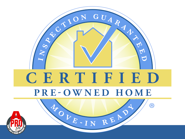 Certified Pre-Owned Home Inspection Concord